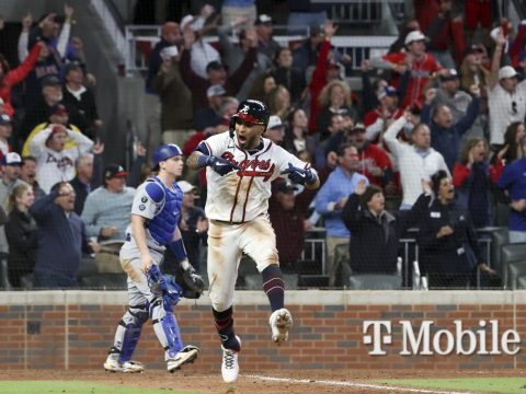 Braves Dodgers odds NLCS Game 3